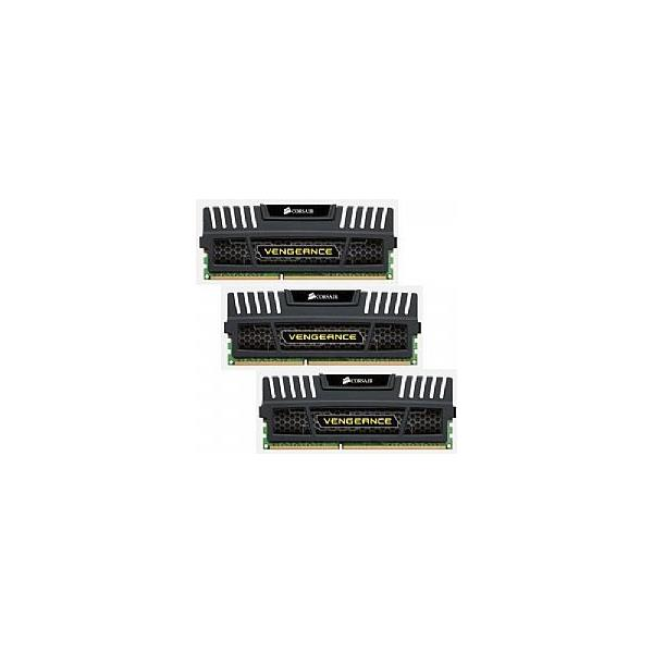 MEMORIA KIT 12 GB ( 3X4 GB) DDR3 2000 CORSAIR VENGEANCE