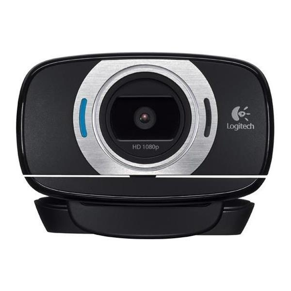 CAMARA WEBCAM LOGITECH HD C615 NEGRA 1080P