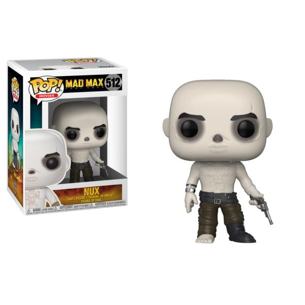 POP - MAD MAX FURY ROAD NUX SIN CAMISETA