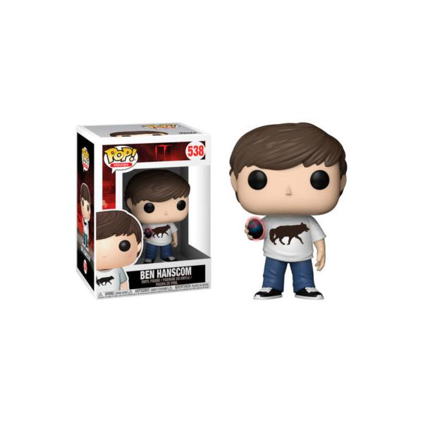 POP - IT BEN HANSCOM (CON HUEVO DE PASCUA ARDIENDO)