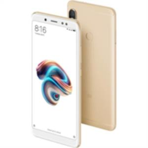 "TELEFONO MOVIL LIBRE XIAOMI NOTE 5 5,99"" HD/4G/OCTA CORE 2.0GHZ/3GB RAM/32GB/MIUI 9/ORO"