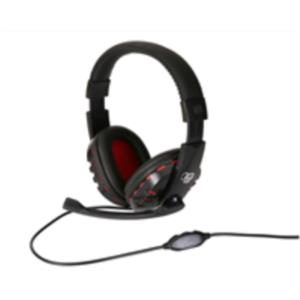 AURICULARES + MICRO COOLBOX DEEP RED G2 ROJO/NEGRO