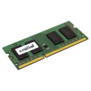 MEMORIA PORTATIL 4 GB DDR3 1333 CRUCIAL CL9