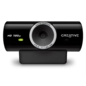 CAMARA WEBCAM CREATIVE LIVE! CAM SYNC HD NEGRA USB2.0