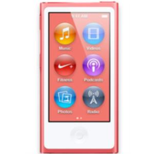 REPRODUCTOR MP5 IPOD NANO 16GB PINK