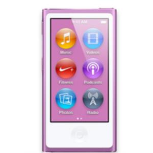 REPRODUCTOR MP5 IPOD NANO 16GB PURPLE