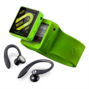 REPRODUCTOR MP4 ENERGY SPORT 8GB 2508 LIME GREEN