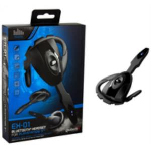 AURICULAR + MICRO GIOTECK EX-01 BLUETOOTH GAMING PS3