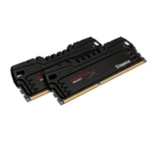 MEMORIA KIT 16 GB (2X8 GB) DDR3 1600 KINGSTON HYPERX BEAST CL9