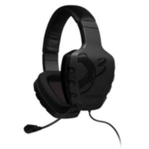 AURICULARES + MICRO OZONE GAMING RAGE ST NEGRO JACK 3.5MM