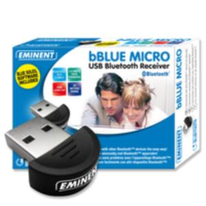 ADAPTADOR DE BLUETOOTH EMINENT EM1085 2.0 USB MINI