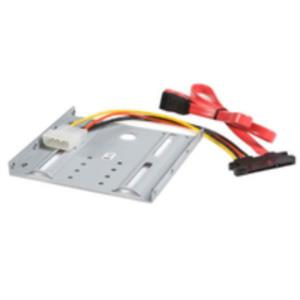 "ADAPTADOR 2.5"" A 3.5"" INTERNO PARA HDD CON CABLE STARTECH"