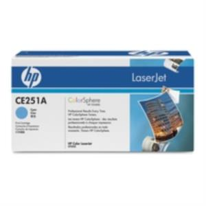TONER HP LASERJET COLOR. CIAN CE251A