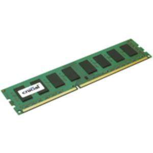 MEMORIA 4 GB DDR3 1600 CRUCIAL CL11