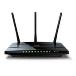 ROUTER INAL. TP-LINK 4 PUERTOS DUAL BAND ARCHER C7 450MBPS