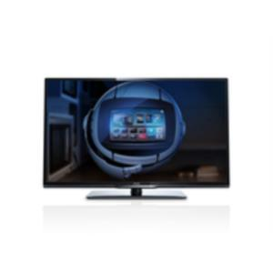 "TELEVISOR PHILIPS 39"" PFL3208 FULL HD/SMARTTV/100Mhz/DIGITAL CRISTAL CLEAR"