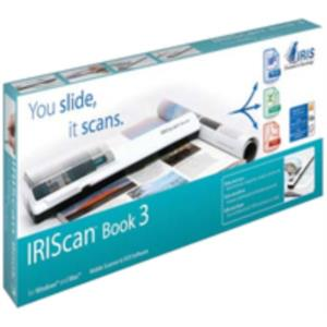 SCANNER IRIS IRISCAN BOOK 3