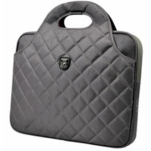 MALETIN PORTATIL 15.6´´ PORT FIRENZE FEMENINE GRIS