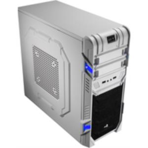 CAJA SEMITORRE AEROCOOL GT ADVANCE BLANCA S/F GAMING USB3.0 LED AZUL
