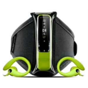 REPRODUCTOR MP3 ENERGY ACTIVE 2 NEON 4GB VERDE