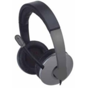 AURICULARES + MICRO APPROX PROFESSIONAL CHAT APPHS06PRO NEGRO-GRIS