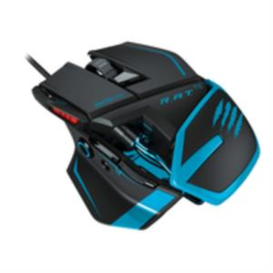 RATON MAD CATZ LASER R.A.T. TE TOURNAMENT EDITION 8200 DPI NEGRO