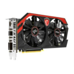 TARJETA GRAFICA 2GB MSI GTX750 TI TWIN FROZR GAMING PCX3.0 DDR5 HDMI