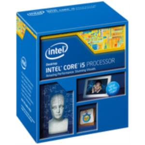 PROCESADOR INTEL CORE i5 4590 3.3 GHZ SK1150 6MB 84W HASWELL