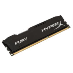 MEMORIA 4 GB DDR3 1600 KINGSTON HYPERX FURY BLACK CL10