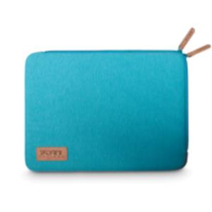 "FUNDA PORTATIL 10/12.5"" PORT DESIGNS AZUL TURQUESA"
