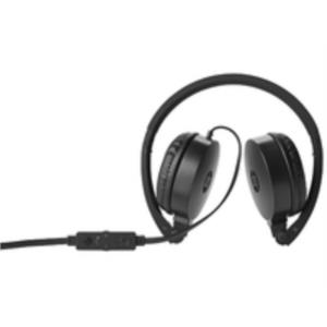 AURICULARES + MICRO HP H2800 NEGRO