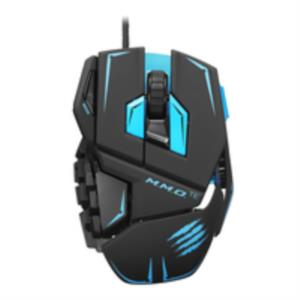 RATON MAD CATZ LASER M.M.O. TE TOURNAMENT EDITION 8200 DPI NEGRO MATE