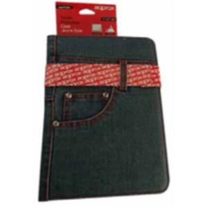 "FUNDA TABLET 10.1"" APPROX CASE STAND JEANS APPUTC06BJ"
