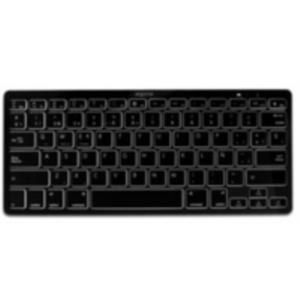 TECLADO APPROX BLUETOOTH PC/IPAD/IPHONE APPKBBT02B NEGRO
