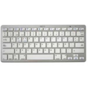 TECLADO APPROX BLUETOOTH PC/IPAD/IPHONE APPKBBT02S SILVER
