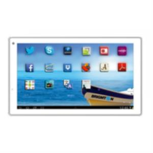 "TABLET BRIGMTON BTPC-1016QC QUAD 10.1"" CAPACITIVA/8GB/ANDROID 4.4/WIFI/BLUETOOTH/BLANCO"