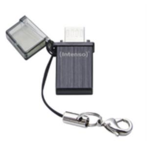 MEMORIA 16 GB REMOVIBLE INTENSO MOBILE LINE USB 2.0 MICRO USB