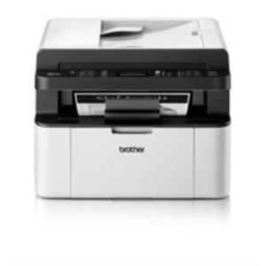 IMPRESORA BROTHER MFC-1910W MULTIFUNCION LASER MONOCROMO CON FAX WIFI
