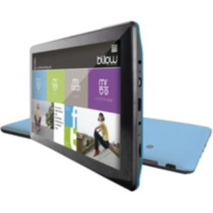 "TABLET BILLOW X100LB QUAD 10,1"" CAPACITIVA/8GB/ANDROID 4.2/WIFI/BLUETOOTH/AZUL"