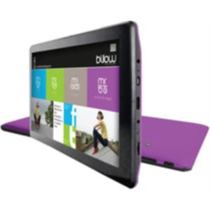 "TABLET BILLOW X100P QUAD 10,1"" CAPACITIVA/8GB/ANDROID 4.2/WIFI/BLUETOOTH/PURPURA"