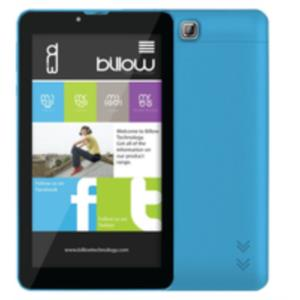 "TABLET BILLOW X700LB QUAD 7"" CAPACITIVA/8GB/ANDROID 4.4/3G/WIFI/BLUETOOTH/AZUL"