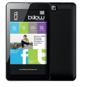 "TABLET BILLOW X700B QUAD 7"" CAPACITIVA/8GB/ANDROID 4.4/3G/WIFI/BLUETOOTH/NEGRO"