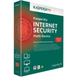 ANTIVIRUS KASPERSKY INTERNET SECURITY  MD 2 EQUIPOS 2015 EDICION LIMITADA