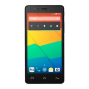 "TELEFONO MOVIL LIBRE BQ AQUARIS E5 LTE 4G /5"" IPS HD/QUAD CORE A53/RAM 1GB /16GB/ANDROID 4.4/NEGRO"