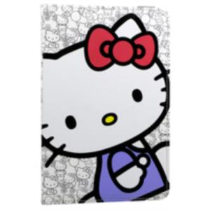 "FUNDA TABLET 7"" EVITTA UNIVERSAL HELLO KITTY BLANCA"