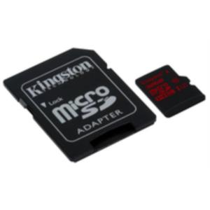 MEMORIA 32 GB MICRO SDHC KINGSTON CLASE 3 + ADAPTADOR SD