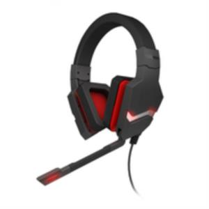 AURICULARES + MICRO OZONE BLAST 4HX PC/PS4/PS3/X360 NEGRO
