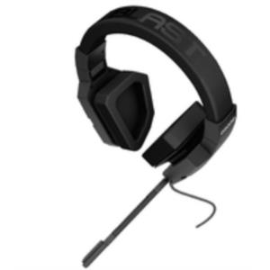 AURICULARES + MICRO OZONE BLAST STEREO NEGRO