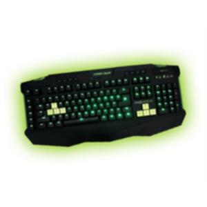TECLADO MECANICO KEEP OUT F110S RETROILUMINADO GAMING USB
