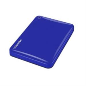 "DISCO DURO EXTERNO 2TB TOSHIBA CANVIO CONNECT II 2.5"" USB3.0 AZUL"